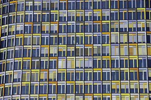 Germany, Munich, View of ADAC center - TC002212