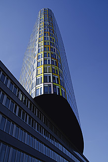 Germany, Munich, View of ADAC center - TC002219