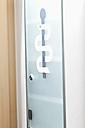 Germany, Bavaria, Medicine cabinet in bathroom - MAEF004574