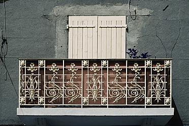 Southern France, Empty balcony - TLF000633