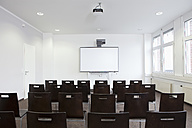 Germany, Bavaria, Munich, Empty room of office - RBYF000089