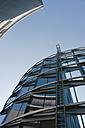 Germany, Bavaria, Munich Westend, Exterior of modern building - LFF000379