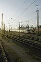 Germany, Bavaria, Munich, Train near main station - LF000435