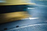 Germany, Bavaria, Munich, Traffic on road - LFF000463