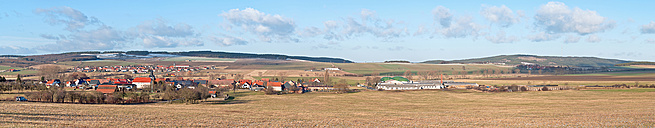 Germany, View of biogas plant - MJF000027