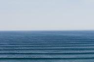 Portugal, Algarve, Sagres, View of Atlantic ocean with waves - MIRF000436