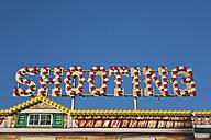 Germany, Baden Wuerttemberg, Stuttgart, View of shooting gallery in fair - WDF001219
