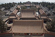 China, Beijing, Roof of Summer Palace - FL000048