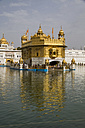 India, Amritsar, People at Golden Temple - MBEF000388