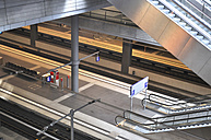 Germany, Berlin, View of underground station - AX000113