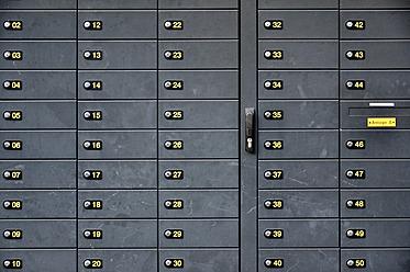 Germany, Ruegen, Breege, Post office boxes - AXF000117