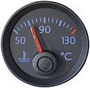 Vehicle dashboard on white background, close up - WBF001669