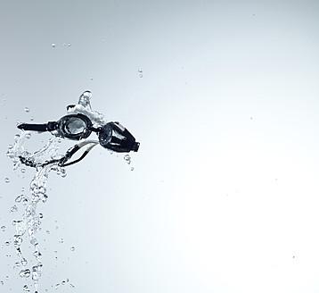 Swimming goggles with splashing water - FMKF000698
