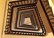 Germany, Hamburg, Stairways of Chile House - BSC000146