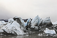 USA, Alaska, View of Matanuska Glacier - FOF004380