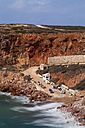 Portugal, View of beach - WVF000276