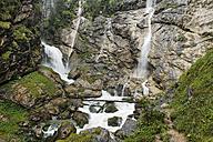Austria, Upper Austria, Walbach creek near Hallstatt - SIEF003018