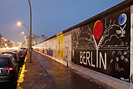 Germany, Berlin, View of East Side Gallery - BFR000132