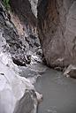 Turkey, Fethiye, View of Saklikent Canyon Nature Park - MIZ000051
