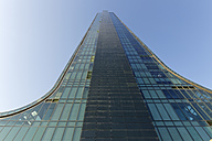 Europe, Turkey, Istanbul, View of Istanbul Sapphire building - SIE003197