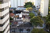 Brazil, Sao Paulo, View of city - ND000311