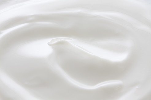 Yogurt, close up - CSF016605
