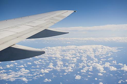 View from aeroplane - NHF001339