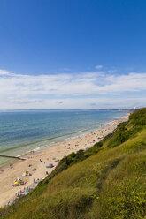 England, View of Bournemouth Beach - WDF001565