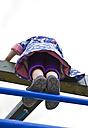 Girl at playground - JFE000076