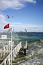 Turkey, Istanbul, View of Sea of Marmara - TK000002