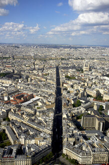 France, Paris, View of cityscape - TK000020