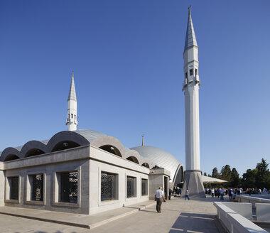 Turkey, Istanbul, View of Sakirin Mosque - SIE003486