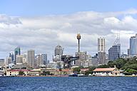 Australia, New South Wales, Sydney, View of  skyline of  Central Business Distric - MIZ000285