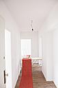 Wallpaper on table at corridor - FMKF000658