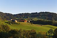 Austria, Vorarlberg, View of Bregenz Forest - SIE003539