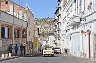 Ecuador, Quito, View of City life - ON000084