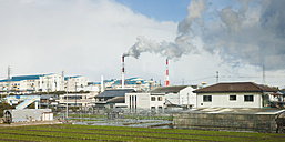 Japan,Factory in countryside - FL000318