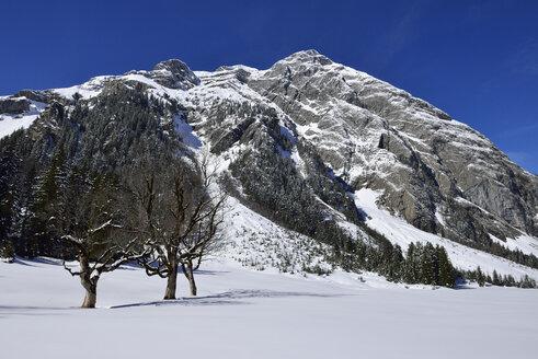 Austria, Tyrol, View of Karwendel mountains - ESF000346