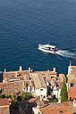 Croatia, View from Sv Eufemija Church on old town of Rovinj - MS002891