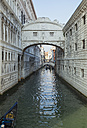 Italy, Venice, View of Bridge of Sighs - HSIF000278