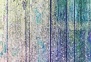 Spain, Wooden door, close up - WVF000364