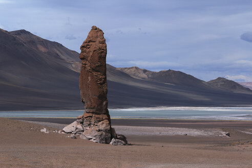 Chile, View at Moias of Tara - RM000595