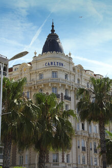 France, Cannes, View of Carlton Hotel - HA000005