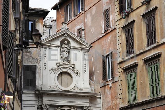 Italy, Rome, Church of Santa Barbara dei Librari - MIZ000333