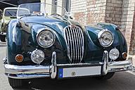 Germany, Bavaria, Jaguar XK140 car - HA000038