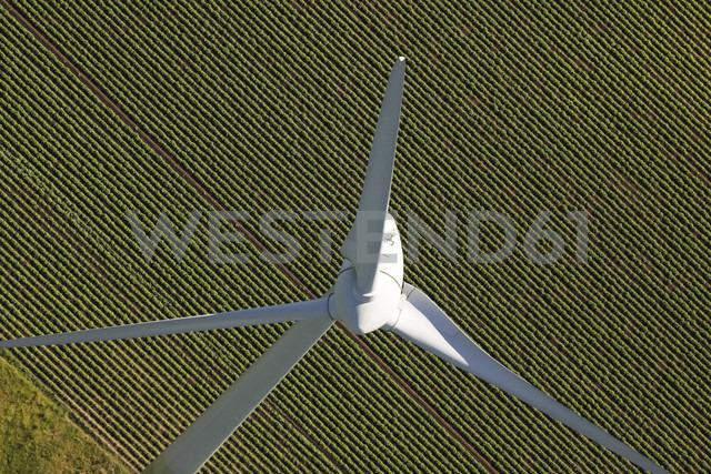 Germany, View of wind turbine - FB000038