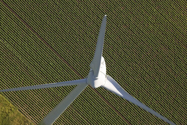Germany, View of wind turbine - FB000038