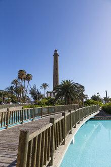 Spain, Gran Canaria, View of lighthouse at El Faro - MAB000015
