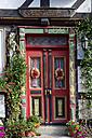 Germany, Lower Saxony, Closed door of house - LB000084