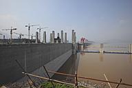 China, View of three Gorges Dam - KSW001071